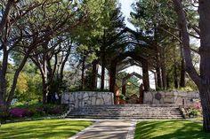 Wayfarers Chapel - Frank Lloyd Wright - Palos Verdes, CA Wayfarers Chapel, Frank Lloyd Wright, California, Plants, Palo Verde, Plant, Planets