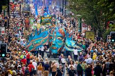 Manchester Day Parade 2019 lead image - The Spirit of Modern Manchester