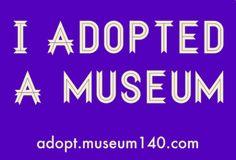 Adopt a Museum