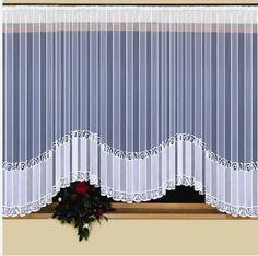 Firanki do pokoju Weronika Valance Curtains, Diamond Earrings, Home Decor, Blinds, Drawing Rooms, Sheer Curtains, Diamond Studs, Homemade Home Decor, Valence Curtains
