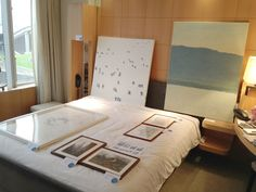 Stunning artworks at a hotel setting - Spoon Art Fair HK, May 18 - 2012 Spoon Art, Art Fair, Artworks