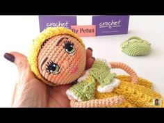 HodgePodge Crochet Presents How To Crochet Eyes For You. Crochet Headband Pattern, Crochet Amigurumi Free Patterns, Crochet Dolls, Crochet Eyes, Crochet Baby, Hat Tutorial, Blanket Yarn, Doll Eyes, Crochet Videos