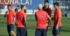 Berita Bola: Pique Puji Fleksibilitas Barcelona -  http://www.football5star.com/berita/berita-bola-pique-puji-fleksibilitas-barcelona/87736/