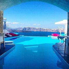 A Taste of Paradise   @Astarte_Suites Hotel   #Santorini #beautifulhotels