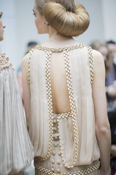 chanel haute couture SS16 | photo kevin tachman