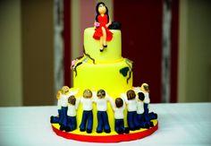 Divorce cake @Whitney Grandison
