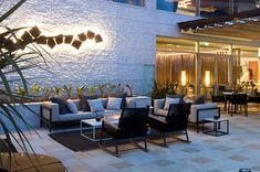 Kettal amuebla los exteriores del Epic Sana Lisboa Hotel