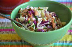 Nourishing Meals: Spring Slaw