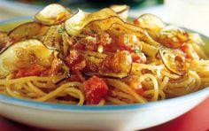 Spaghetti alla Norma - La ricetta di Buonissimo