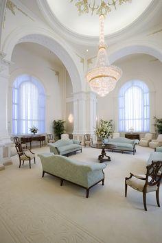 The Sacramento, California Temple Celestial Room Homestead House, Beautiful Buildings, Home, Living Area, Celestial Room, House, Room, Interior