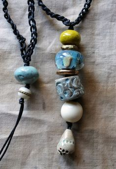 WalkCairn Talisman Totem Zen-like Necklace with by LaTouchables
