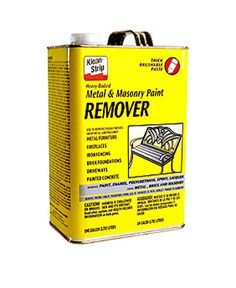Klean Strip | Metal & Masonry Paint Remover