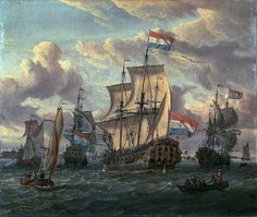 The Dutch East India Company was established in 1602 as a way to trade with India and South Asia (granted 21 year monopoly over spice trade by Dutch government), and is considered to be one of the first major modern global cooperations. Southampton, Anglo Dutch Wars, Dutch Republic, A4 Poster, Poster Prints, Flying Dutchman, East India Company, Dutch East Indies, Alaska