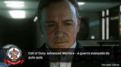 O Professor João Roberto faz a sua análise sobre House of Car... digo, Call of Duty: Advanced Warfare, também estreando o sistema de notas do site.  #CODAdvancedWarfare #COD