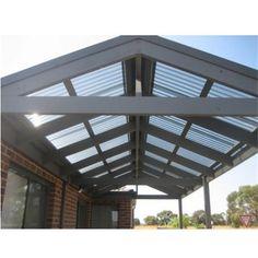 lexan roof panels - Google Search
