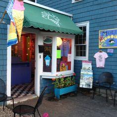 Ice cream shop. Rockport, Ma