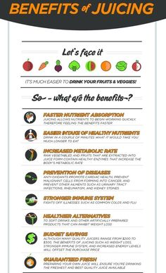Easy steps to being your juicing program. Find the best reason to juice, the juicer to choose for your program and get some delicious juicing recipes. Healthy Juices, Healthy Smoothies, Healthy Drinks, Healthy Tips, Get Healthy, Smoothie Recipes, Detox Drinks, Healthy Recipes, Juice For Life