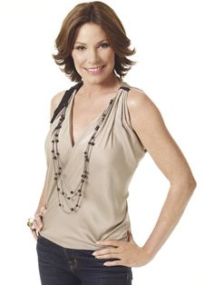 Pin for Later: 18 Real Housewives You Could Be For Halloween LuAnn de Lesseps From The Real Housewives of New York City