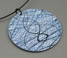 Reversible Pendant | by Wendy lee Hearn