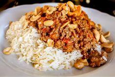 Fried Rice, Fries, Ethnic Recipes, Food, African, Meals, Nasi Goreng, Yemek, Stir Fry Rice