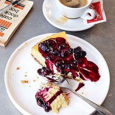 Blueberry-Cheesecake Rezept | Küchengötter