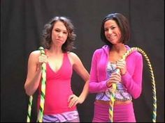 54 short videos to help a hooper learn the basics of hooping. Videos help beginners learn how to properly hoop  later how to do tricks with their hoop.