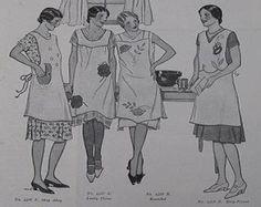 1930s - Apron History.