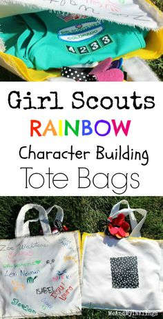 Girl Scouts Characte