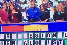 Wheel of Fortune Contestant Makes Embarrassing Mistake #Weird #WeirdNews
