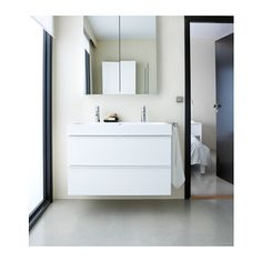 Target Medicine Cabinet Awesome Master Bathroom With Ikea Godmorgon Mirrored Medicine Cabinets And Decorating Design
