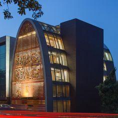 the digit, new delhi, india | anagram architects