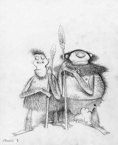 : The Croods : Character Design, Carter Goodrich