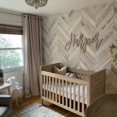 White Washed Wood Nursery – Project Nursery Baby room – Home Decoration Baby Bedroom, Baby Boy Rooms, Baby Boy Nurseries, Kids Bedroom, Baby Room Ideas For Girls, Kids Girls, Neutral Nurseries, Room Baby, Neutral Baby Rooms