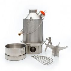 SST 'Scout' Kelly Kettle - Full Kit