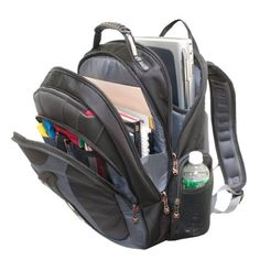 Swiss Gear MYTHOS Computer Backpack Blue | bags | Pinterest ...