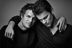 Mark Ruffalo and Matt Bomer star in Ryan Murphy's The Normal Heart