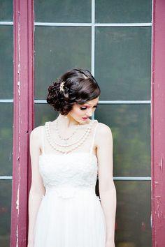 Wedding dress - Midsummer nights dream via #Etsy