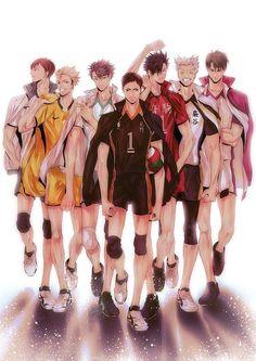 Sakura Anime, Me Anime, Girls Anime, Fanarts Anime, Cute Anime Guys, Anime Characters, Manga Anime, Anime Stuff, Manga Haikyuu