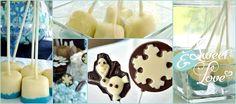Fiesta Frozen con chocolate.