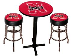 Nebraska Cornhuskers themed sports bar for After Party