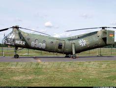 Vertol (VFW) H-21C Shawnee