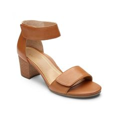 aabbf86235b1 Women s Vionic with Orthaheel Technology Solana Ankle-Strap Sandal