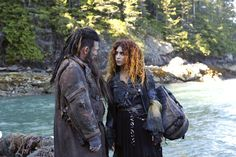 """The 100 """"A Lie Guarded"""" S4EP4"""
