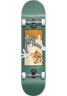 Almost Tom-&-Jerry - titus-shop.com  #SkateboardComplete #Skateboard #titus #titusskateshop