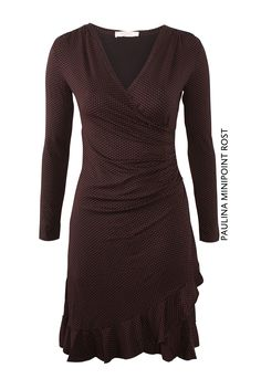 Paulina Minipoint Rost von KD Klaus Dilkrath #kdklausdilkrath #kd #dilkrath #kd12 #outfit #paulina #minipoint #rost #dress