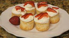 Angel Food Cupcakes ~ Gluten Free Recipe - Easy Green Mama