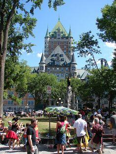 Sunday afternoon in Quebec city   Jean-William   Flickr