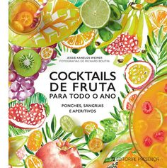 Amostras e Passatempos: Passatempo Presença | Cocktails de Fruta para Todo...