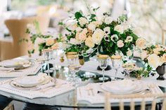 "Weddings in Woodinville 2015 | JM Cellars ""Come Dance with Me"" 1950's garden fête as designed and coordinated by Melody Davis of MG Davis Events. Photography: Jennifer Tai Photo Artistry; florals: Botanique"