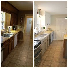 diy farmhouse kitchen makeover for 5000 including appliances ...